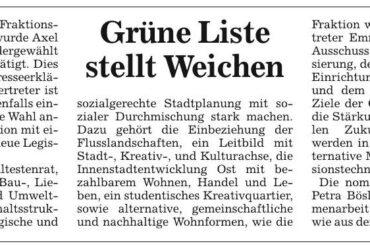 PZ: Axel Baumbusch im Amt bestätigt